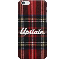 Upstate Supply Co- Flannel Case iPhone Case/Skin