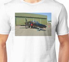 BAe Systems Hawk T.2 ZK021 Unisex T-Shirt