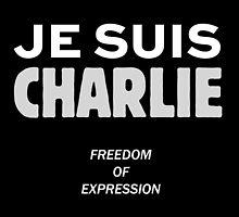 Je suis Charlie by Crimetropolitan