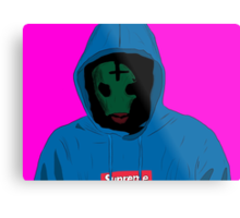 She - Tyler, the Creator of Odd Future Metal Print