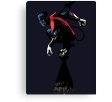 Nightcrawler - X-men Canvas Print