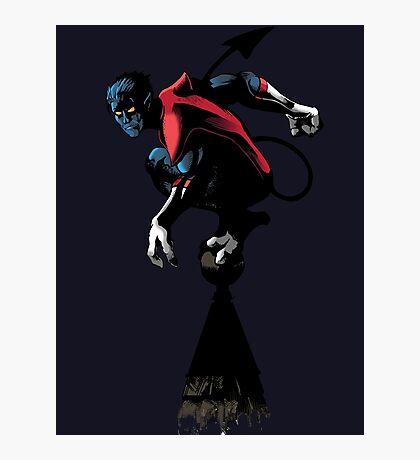Nightcrawler - X-men Photographic Print