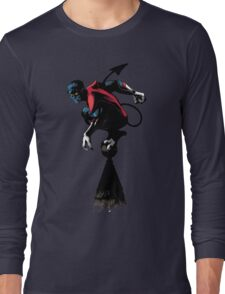 Nightcrawler - X-men Long Sleeve T-Shirt