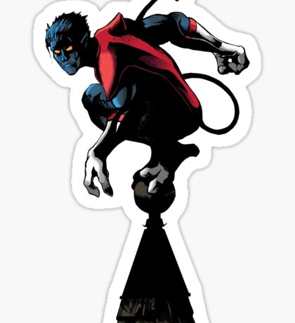 Nightcrawler - X-men Sticker