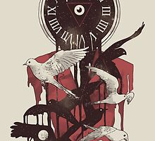 Existence in Time and Space by Norman Duenas