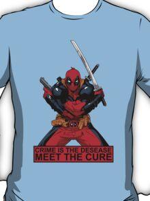 Deadpool - meet the cure #2 T-Shirt