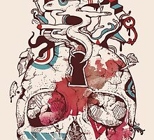 Landscape of an Open Mind by Norman Duenas