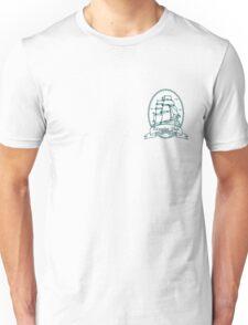 Abandon Ship Ship and Banner Unisex T-Shirt