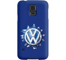 VW look-a-like logo  Samsung Galaxy Case/Skin