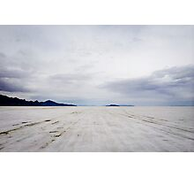 An infinity of salt. Photographic Print