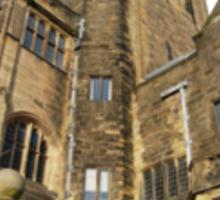 Bangor University Building Sticker