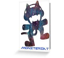 Monstercat - Nebula Greeting Card