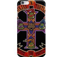 Ninjas N Turtles iPhone Case/Skin