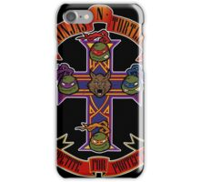 Ninjas N Turtles iPhone Case/Skin