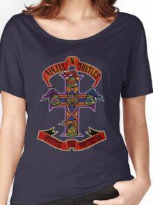 Ninjas N Turtles Women's Relaxed Fit T-Shirt
