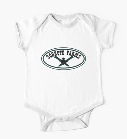 Schrute Farms One Piece - Short Sleeve