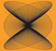 Lissajous XXIV by Rupert  Russell