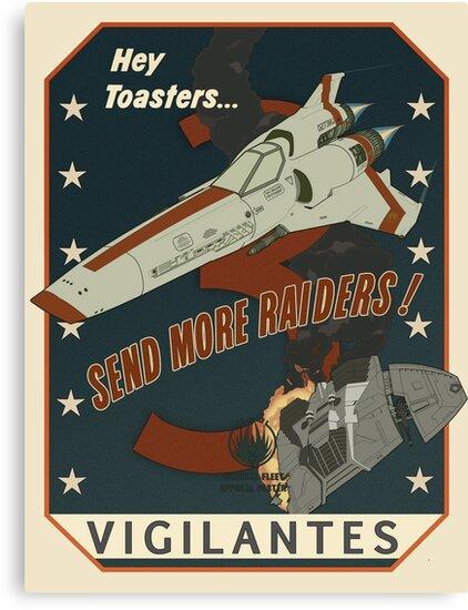 Vigilantes by MrAmpsycho