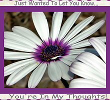You're In My Thoughts  by Lyndsay81