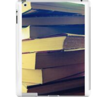 Books iPad Case/Skin