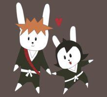 I Love You Like I Love Rabbits by DoragonHinansho