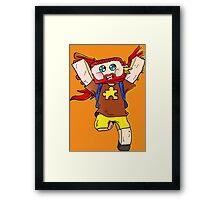 Hoojo Framed Print