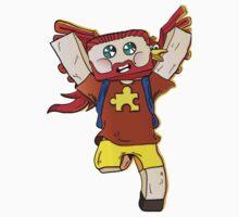 Hoojo One Piece - Short Sleeve