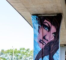 Face On The Bridge by Nancy Alford