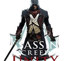 Assassins Creed Unity Art by RBSTORESSX