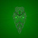 green man by Dalton Sayre
