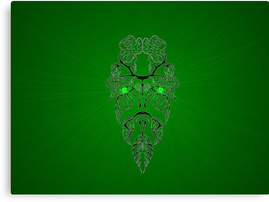 green man by Dalton Sayre
