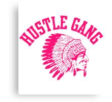 Hustle Gang Canvas Print