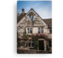 Ye Olde Malthouse of Castle Combe Canvas Print