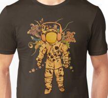 Vintage Spaceman Unisex T-Shirt