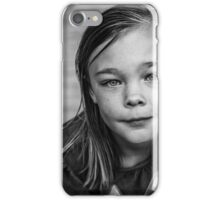 eye gazing iPhone Case/Skin
