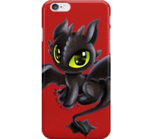 Baby Toothless iPhone Case/Skin