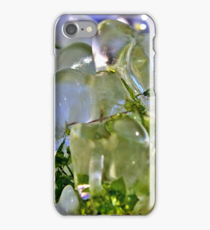 Rikard's ice sculpture HDR iPhone Case/Skin
