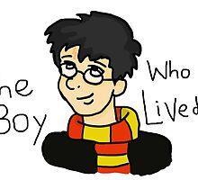 The Boy Who Lived by treblemakeranna