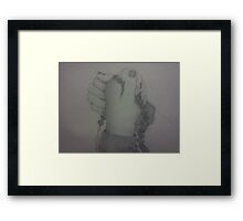 Divinity (large) Framed Print