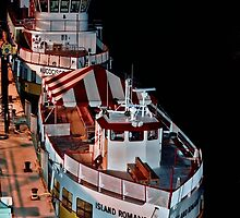 Night Berthing by Richard Bean