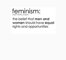 The true definition of feminism Unisex T-Shirt
