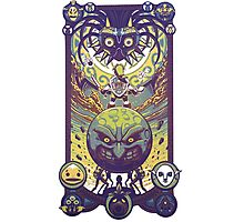 Majora's mask: The four giants Photographic Print