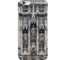 Palace of Westminster Detail #2 iPhone Case/Skin
