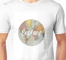 explore... Unisex T-Shirt