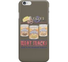 Khan's Brand Meat Snacks iPhone Case/Skin