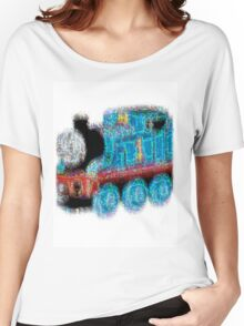 Train of Destiny Women's Relaxed Fit T-Shirt