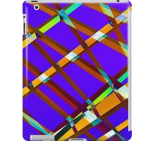 Intersection Chromatic iPad Case/Skin