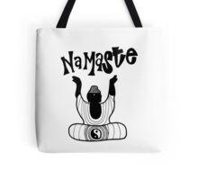 """Namaste"" Buddha Tote Bag"