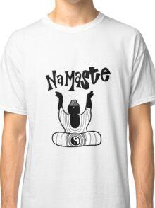"""Namaste"" Buddha Classic T-Shirt"