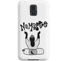 """Namaste"" Buddha Samsung Galaxy Case/Skin"